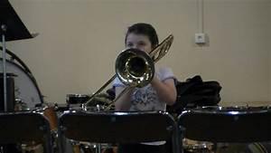 Examen Barbara Premi U00e8re Ann U00e9e De Trombone  U00e0 Coulisse