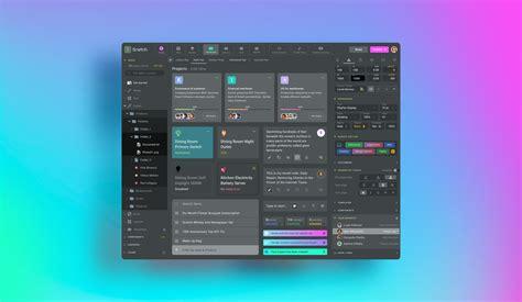 desktop design templates material ui  dashboards