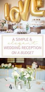 25 best ideas about budget wedding receptions on With reasonable wedding budget