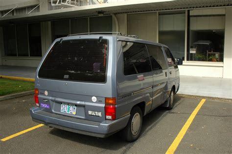 parked cars 1987 nissan xe quot gold dust quot