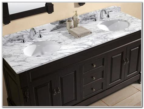 Custom Vanity Top With Integrated Sink Home Design Ideas