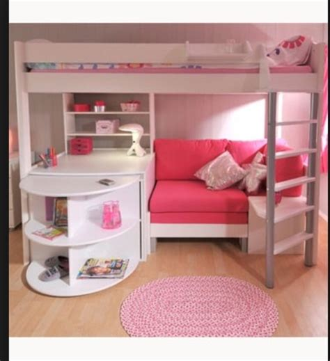 Loft Bed With Sofa Underneath by Looking For Something Similar To This But Can Only Find It