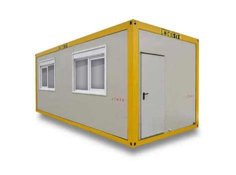 Location Container Bureau  Conteneurs Modulaires A7 7m