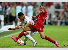 Bayern Munich 10 Real Madrid Robert Lewandowski scores