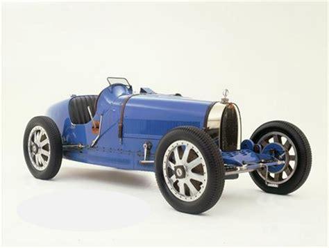 Beautiful Iconic 1924 Bugatti At Bournemouth Wheels Festival