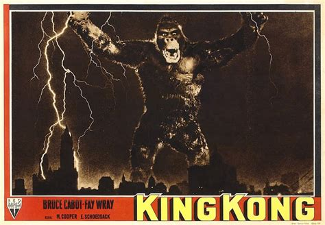 CLASSIC MOVIES: KING KONG (1933)