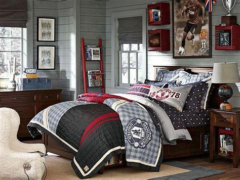 Ideas For Boys Teenage Bedroom