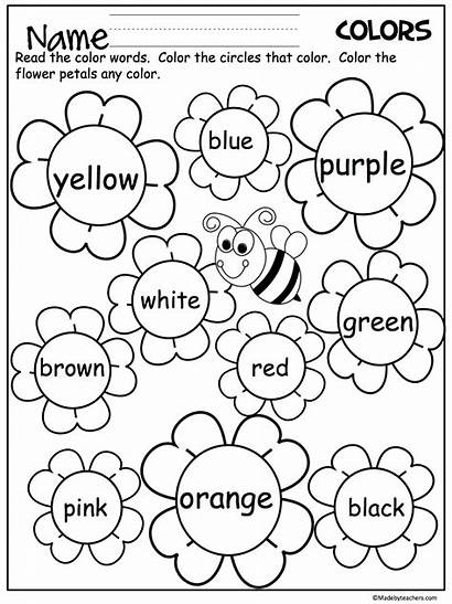 Worksheet Words Flower Madebyteachers