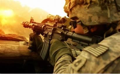 Soldier Wallpapers American Military Gun Windows Rifle