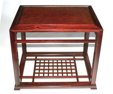 rosenthal display table guild  vermont furniture makers