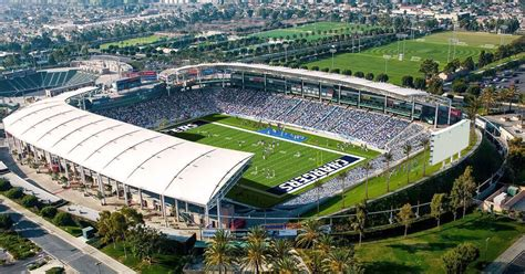 Standings Nfl by Here S What A Chargers Game At Stubhub Center Will Look