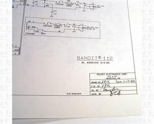 Peavey Bandit 112 Amplifier Schematic And Diagram