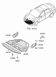 2013 Hyundai Sonata Engine Diagram