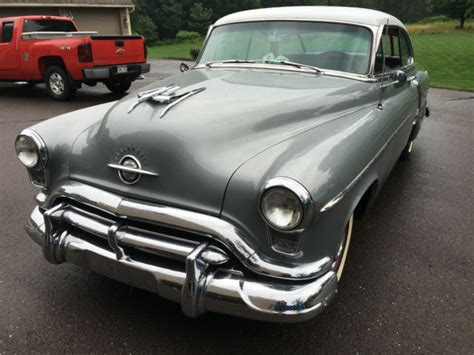 1952 Oldsmobile Super 88 Holiday 2dr. Coupe