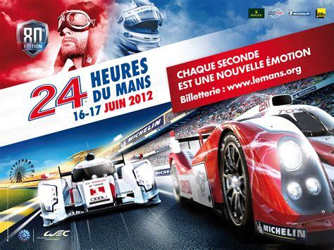 24 Heures Du Mans 2012 80e Edition 16 Et 17 Juin