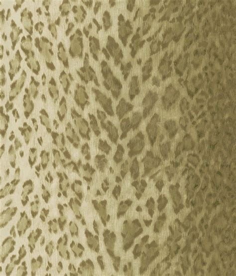 Animal Print Wallpaper For Home - brewster 405 49432 national geographic home leopard brown