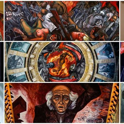 Jose Clemente Orozco Murales by Jos 233 Clemente Orozco Murales Pinturas Y Obras M 225 S Famosas