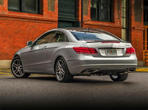 The changes apply to the sedan as well as the coupe and cabriolet models. New 2017 Mercedes-Benz E-Class - Price, Photos, Reviews, Safety Ratings & Features