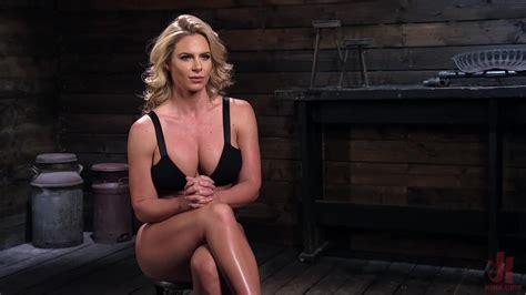 Big Ass Phoenix Marie Fingered Hard In Bondage Sex Porndoe