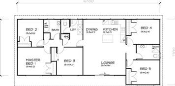 5 bedroom house floor plans 5 bedroom transportable homes floor plans