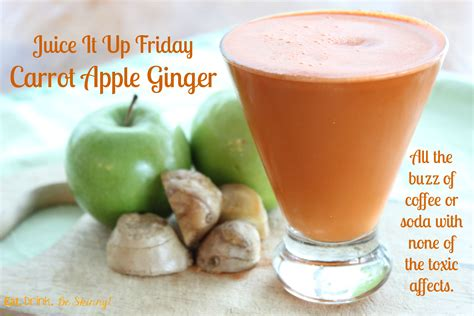 juice carrot apple ginger recipe root drink recipes carrots juicing friday juicer