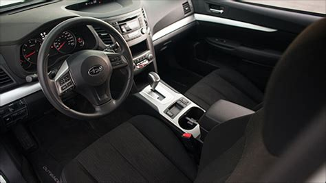 subaru outback touring interior 2013 subaru outback 2 5i convenience review auto123 com