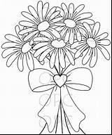 Daisy Coloring Flower Pages Gerbera Daisies Drawing Gerber Printable Print Getcolorings Marvelous Excellent Sweet Getdrawings Stamp Digital Odd sketch template