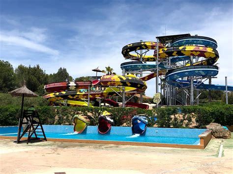 parque acuatico aqualand el arenal turisme petit mallorca