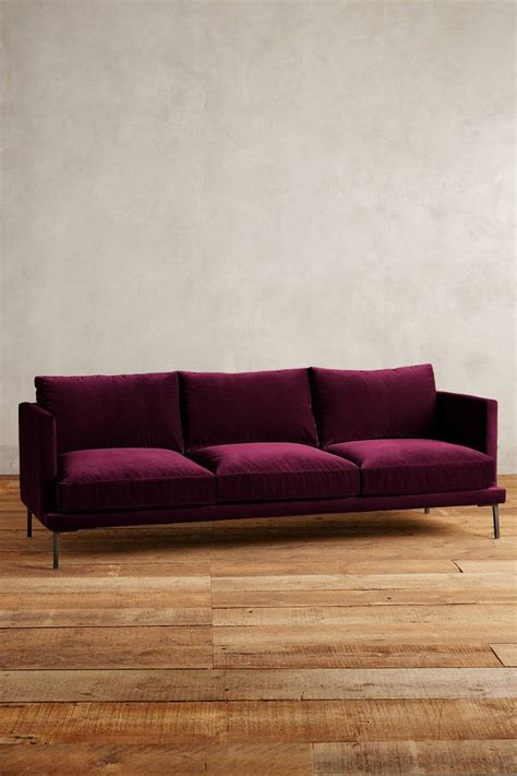 Velvet Loveseat Sofa by 25 Best Ideas About Velvet Sofa On Interiors