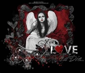 Swheat Creations Tutorials: PTU...Gothic Love