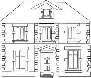dessin maison a imprimer coloriage maisons les beaux dessins de meilleurs dessins 224 imprimer et colorier page 3