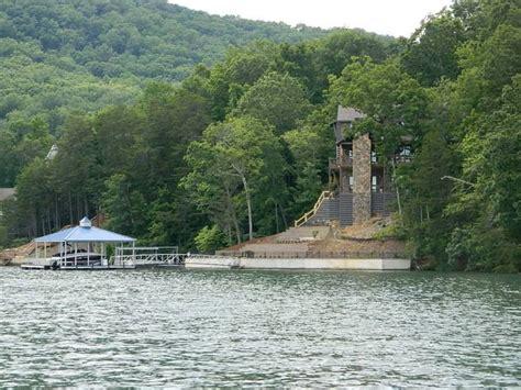 pin  lake blue ridge docks