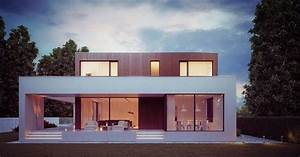 Wooden, Cube, House, By, 81, Waw, Pl, Architecture, U0026, Design