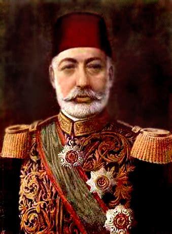ottoman empire osman world war i royals