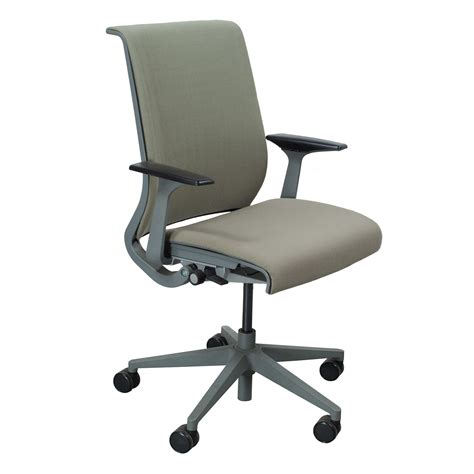 chaise steelcase steelcase think used conference chair balsam national