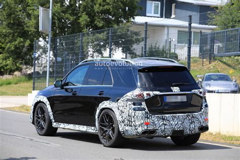 Spyshots 2020 Mercedesamg Gle 63 Looks Chunky With Less