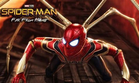 spider man   home concept trailer released