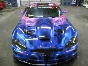 Dodge Viper Custom Wraps