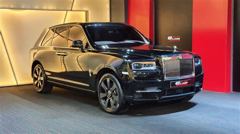 It lacks the luxury, prestige and gravitas of the cullinan. Alain Class Motors | Rolls Royce Cullinan