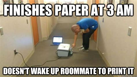 Roommate Memes - move in day the engineered tiger