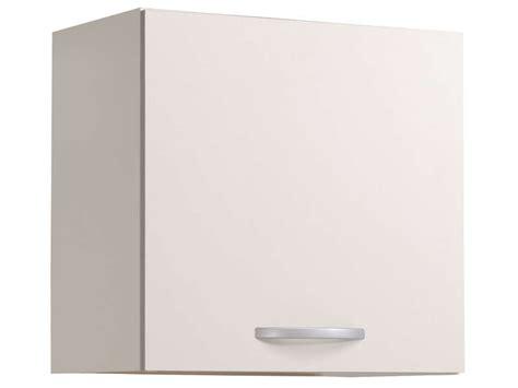 element haut de cuisine meuble haut 60 cm 1 porte spoon coloris blanc vente de