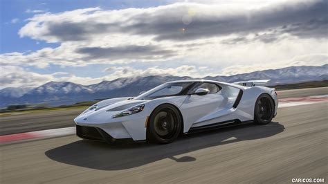 2017 Ford Gt  Side  Hd Wallpaper #97