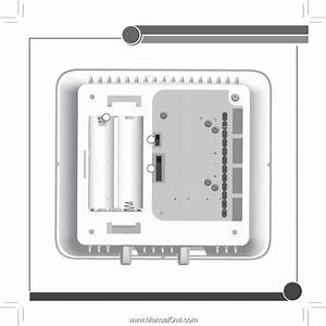 Hunter 44272 Thermostat Wiring Diagram