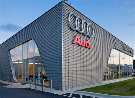 Audi Of Silver Spring Penney Design Group
