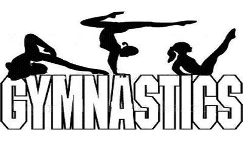 gymnastics clip art images illustrations