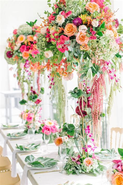 218 Best Multi Colored Wedding Colors And Flowers Images