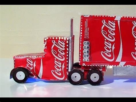 coca cola truck christmas decoration youtube