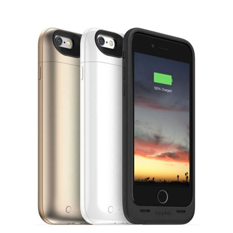 mophie for iphone 6 ces 2015 mophie presenta le juice packs per iphone 6 e 6