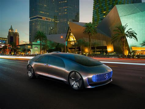 2018 Mercedes Benz F 015 Luxury Hd Desktop Wallpaper