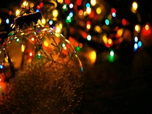 Christmas Lights Wallpapers HD Pictures | One HD Wallpaper ...